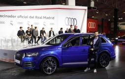 Nacho Fernández también eligió un Audi Q7