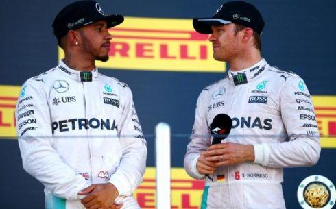 Nico Rosberg y Lewis Hamilton se juegan el Mundial en Abu Dhabi