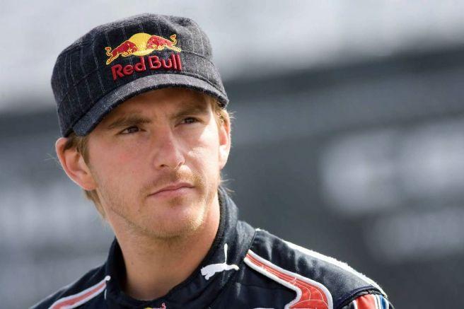 El norteamericano Scott Speed, en sus tiempos de piloto de Toro Rosso