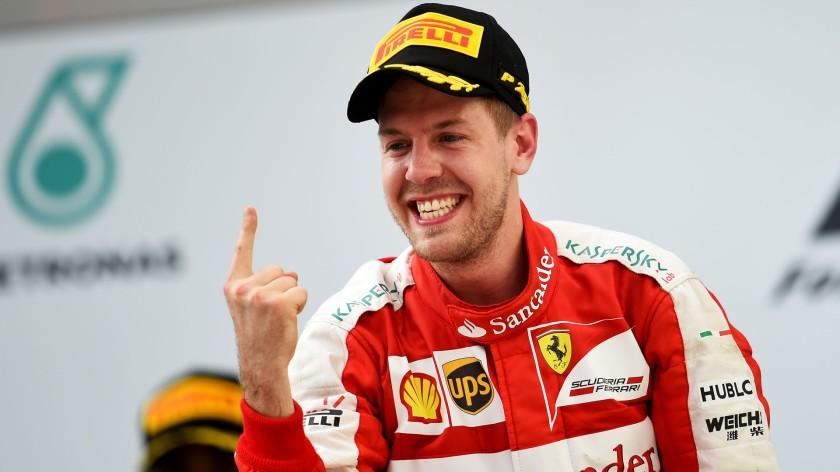 Sebastian Vettel no será sancionado por sus insultos a Charlie Whiting en el GP de México