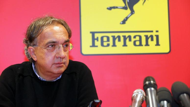 Sergio Marchionne contempla la posibilidad de que Ferrari llegue a la Fórmula E