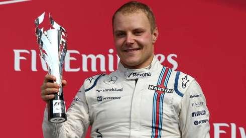Valtteri Bottas, renovado un año más con Williams
