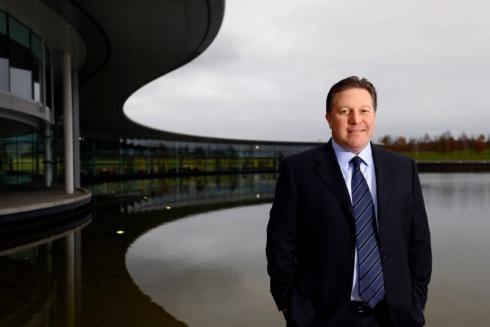 Zak Brown, nuevo CEO de McLaren Group Technology