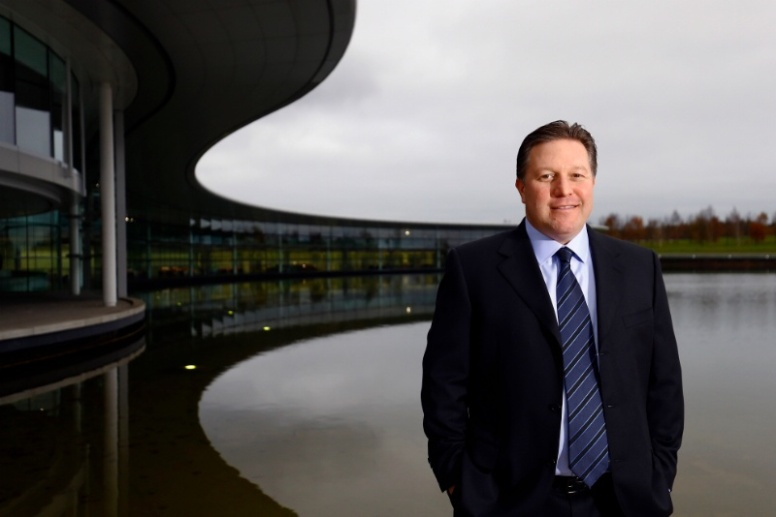 Zak Brown, nuevo CEO de McLaren Group Technology