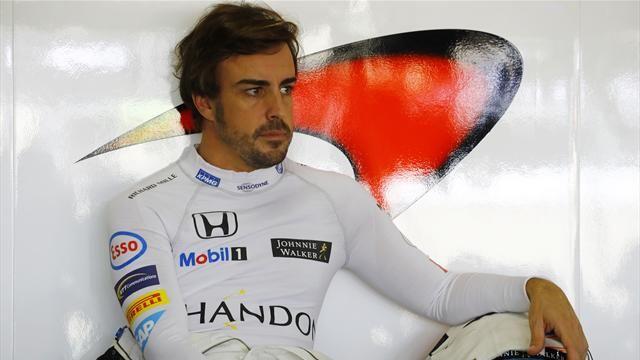 El contrato de Alonso con McLaren el principal escollo para su fichaje por Mercedes