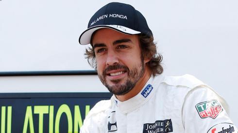 Fernando Alonso reafirma su compromiso con McLaren para 2017