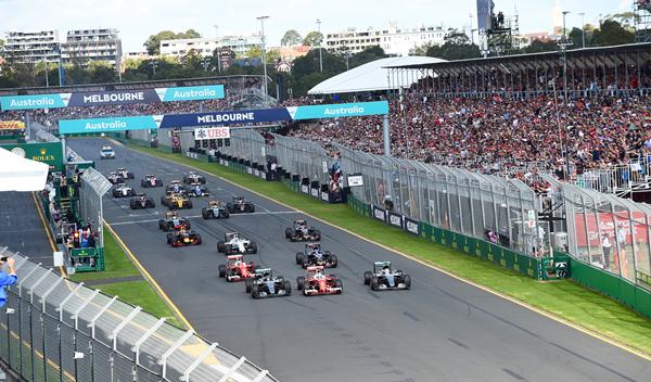 Confirmado el calendario oficial para la temporada 2017 de Fórmula 1
