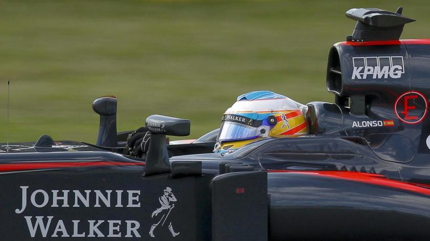Johnnie Walker patrocinará a Force India en 2017