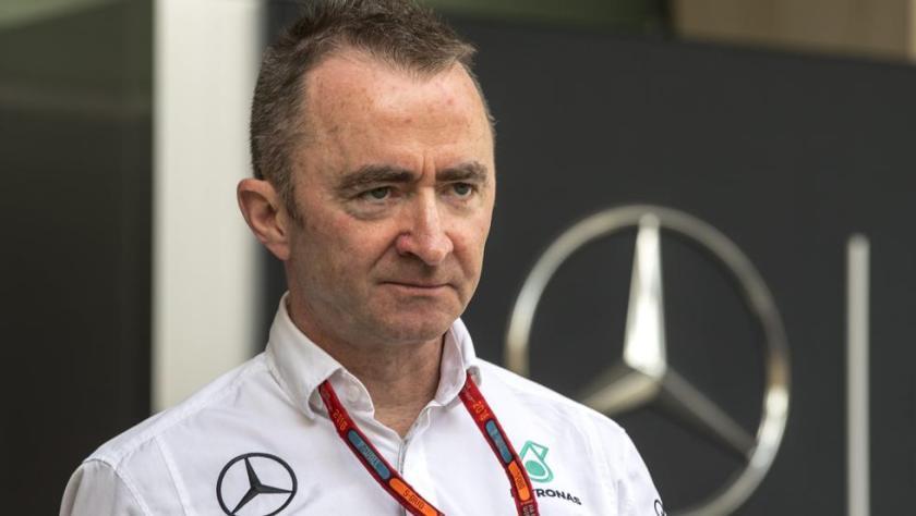 Paddy Lowe, cada vez más lejos de Mercedes