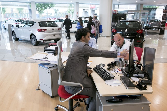 España cierra 2016 con un aumento de más del 10% en las matriculaciones