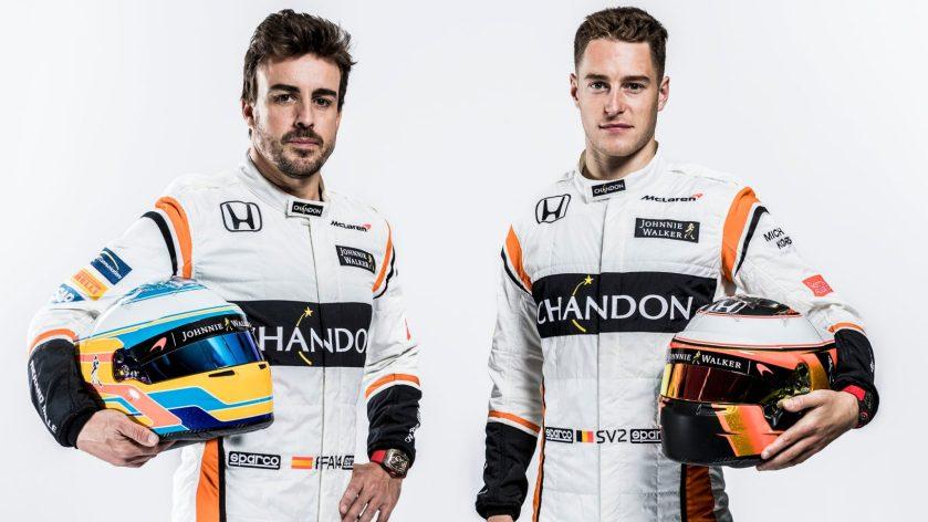 Fernando Alonso y Stoffel Vandoorne, esperanzados con el nuevo MCL32