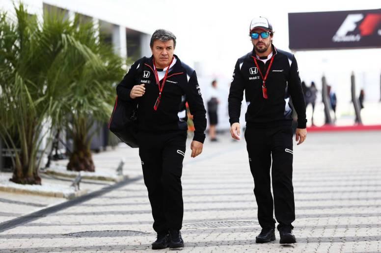 Fabrizio Borra ve a Fernando Alonso en forma para seguir en la élite