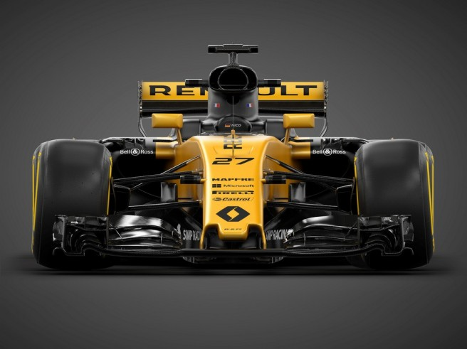 Nuevo Renault RS17: Romper con el pasado