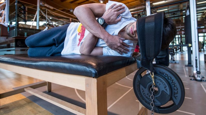 El fortalecimiento de la musculatura del cuello, clave para este año