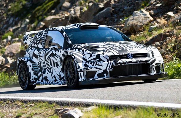 El Volkswagen Polo R WRC 2017 no logra la homologación de la FIA