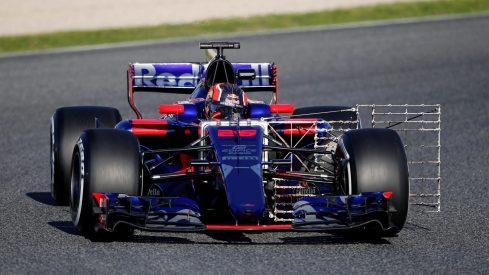 Toro Rosso comienza a levantar cabeza tras una mala semana