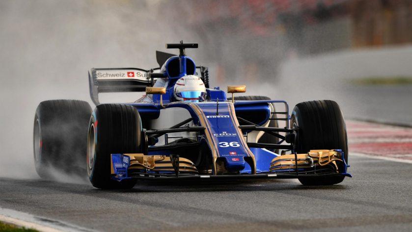 Antonio Giovinazzi cierra con nota su debut con Sauber