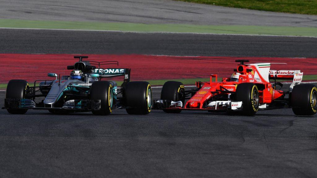 El duelo entre Mercedes y Ferrari se solventó a favor de los de Maranello