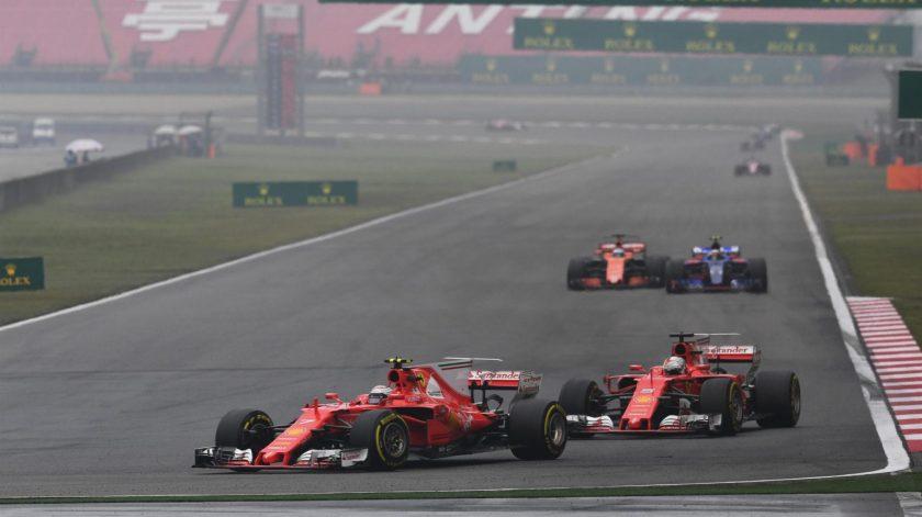 Ferrari, segundos en el Mundial de Constructores