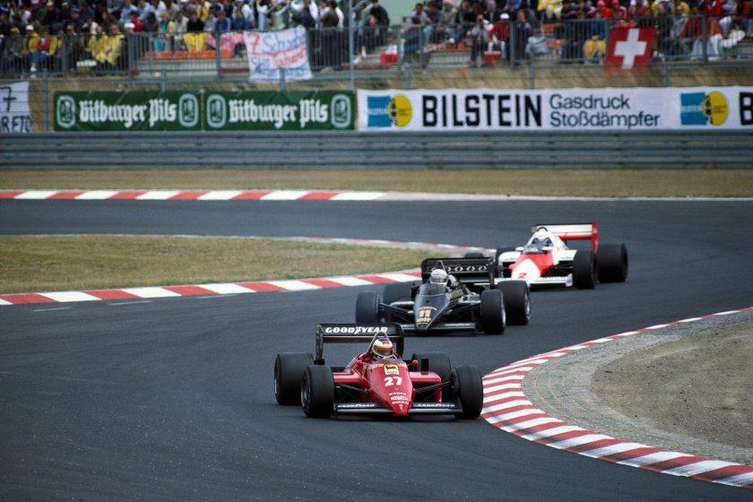 Nuerburgring 1985