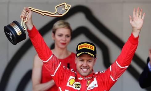 Sebastian Vettel, sin sanción por su incidente con Hamilton en Baku