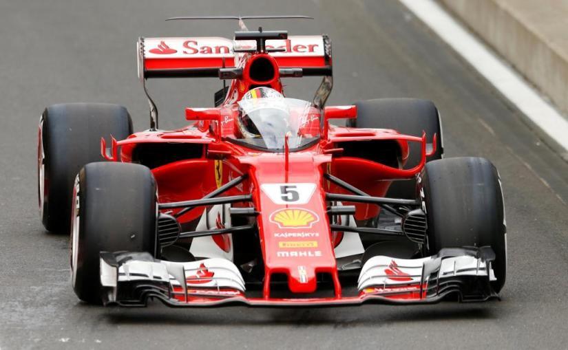 Shield-Ferrari-Vettel