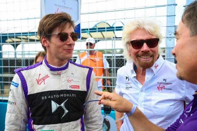 Alex Lynn, nuevo piloto titular del equipo DS Virgin de Fórmula E