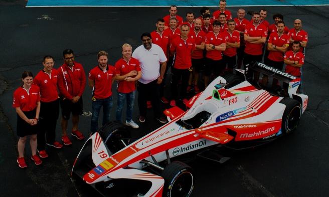 Mahindra seguirá un año más con Nick Heidfeld y Felix Rosenqvist