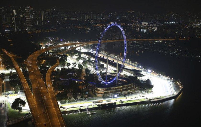 Singapur renueva con la Fórmula 1 y albergará carreras hasta 2021