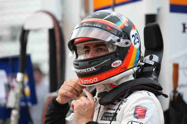 Fernando Alonso cambiará Indianápolis por las 24 Horas de Daytona