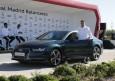 Facu Campazzo y su nuevo Audi A7