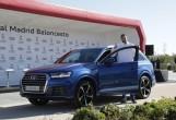Felipe Reyes eligió un Audi Q7
