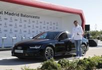 Sergio Llull optó por un Audi A7