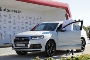 Anthony Randolph y su Audi Q7