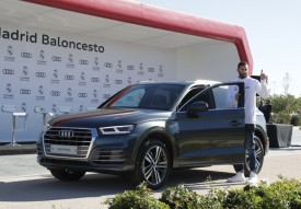 Rudy Fernández optó por el Audi Q5