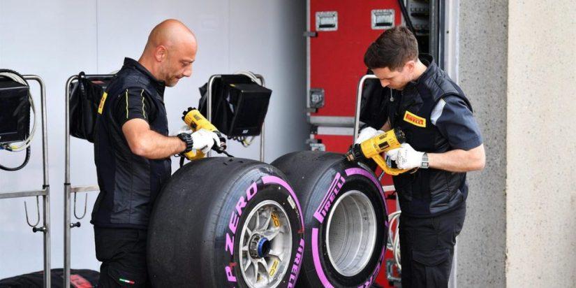 Nuevos compuestos, más colores y neumáticos más rápidos para 2018