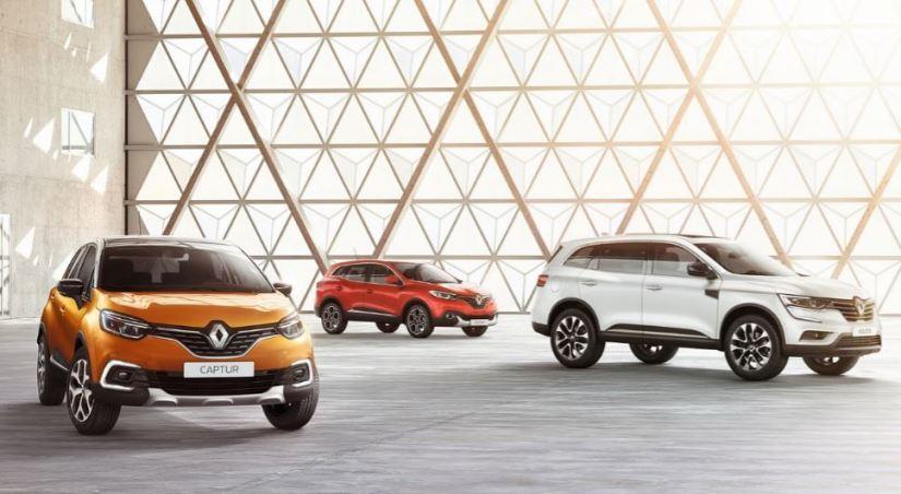 Renault, la marca más vendida en 2017