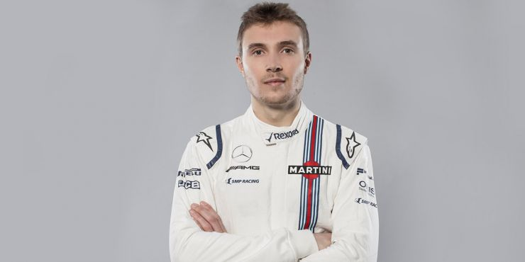 Sergey Sirotkin, nuevo piloto titular de WIlliams para 2018