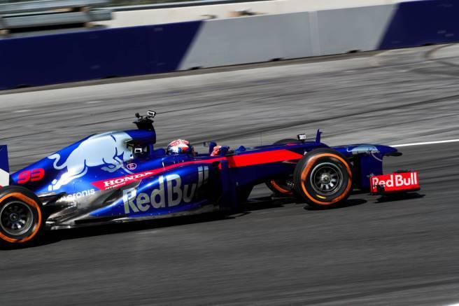 2018 Marc Marquez Toro Rosso Run
